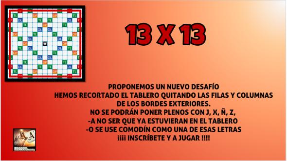 LOGO 13X13