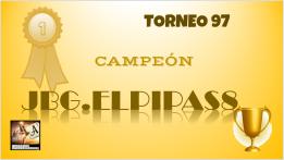97º DIPLOMA CAMPEÓN