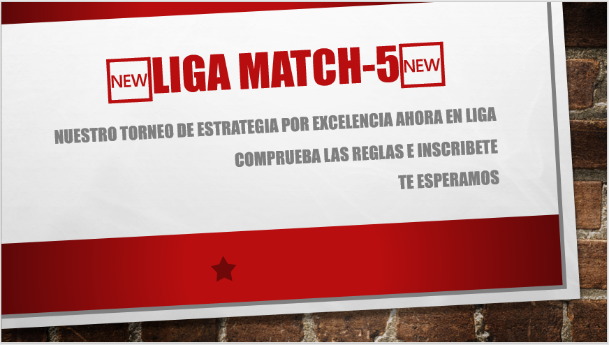 Ligta Match-5