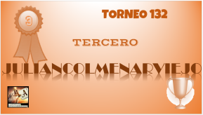 T132 DIPLOMA TERCERO